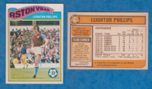 Aston Villa Leighton Phillips Wales 118